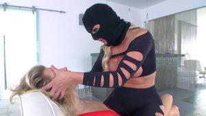 teaching brother lick pussy